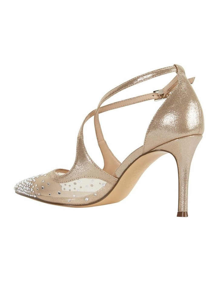 Candid Taupe Reflective Pump image 7