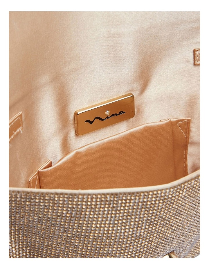 Kimora Gold Crystal Bag image 4