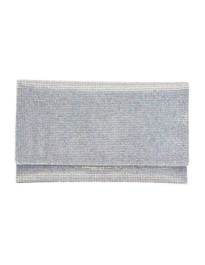 Kimora White Crystal Bag image 1
