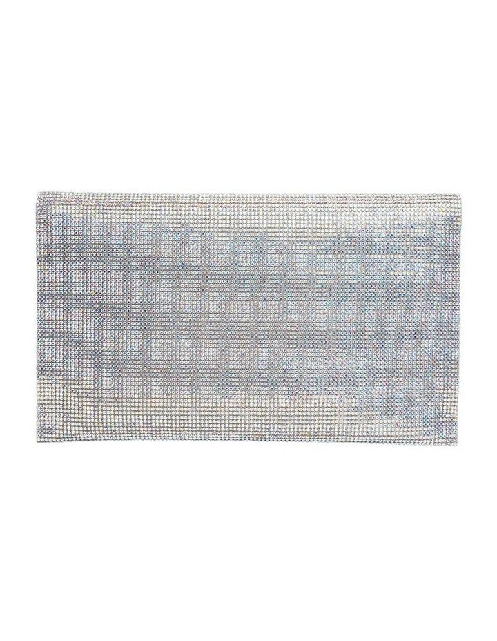 Kimora White Crystal Bag image 2