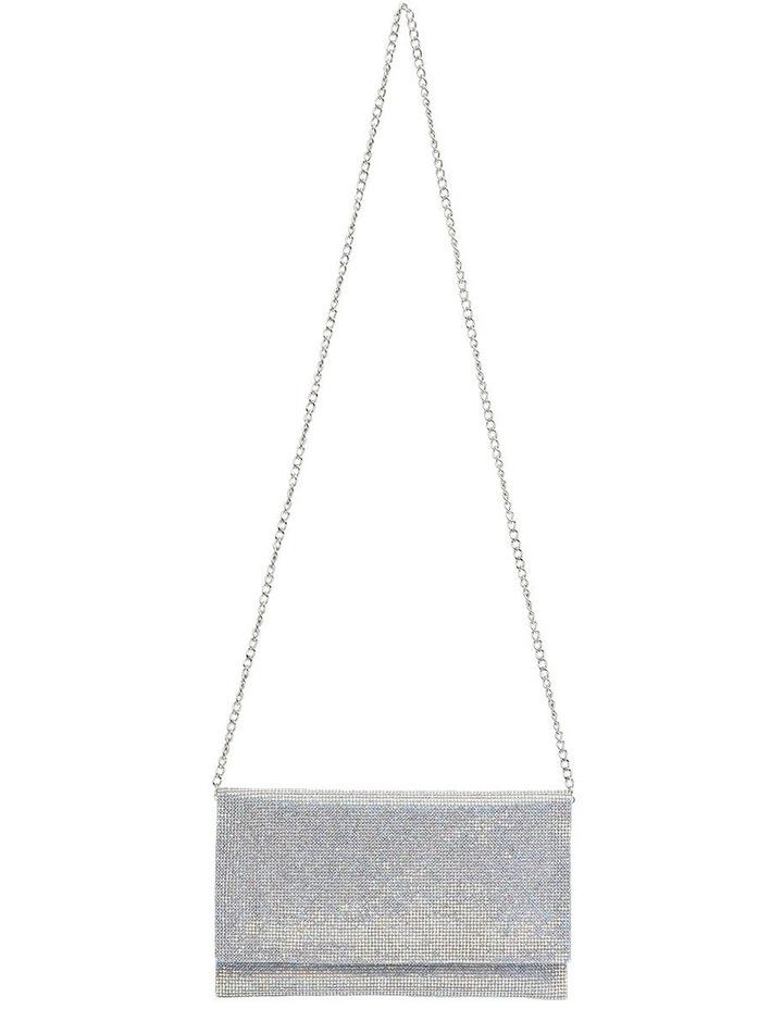 Kimora White Crystal Bag image 3