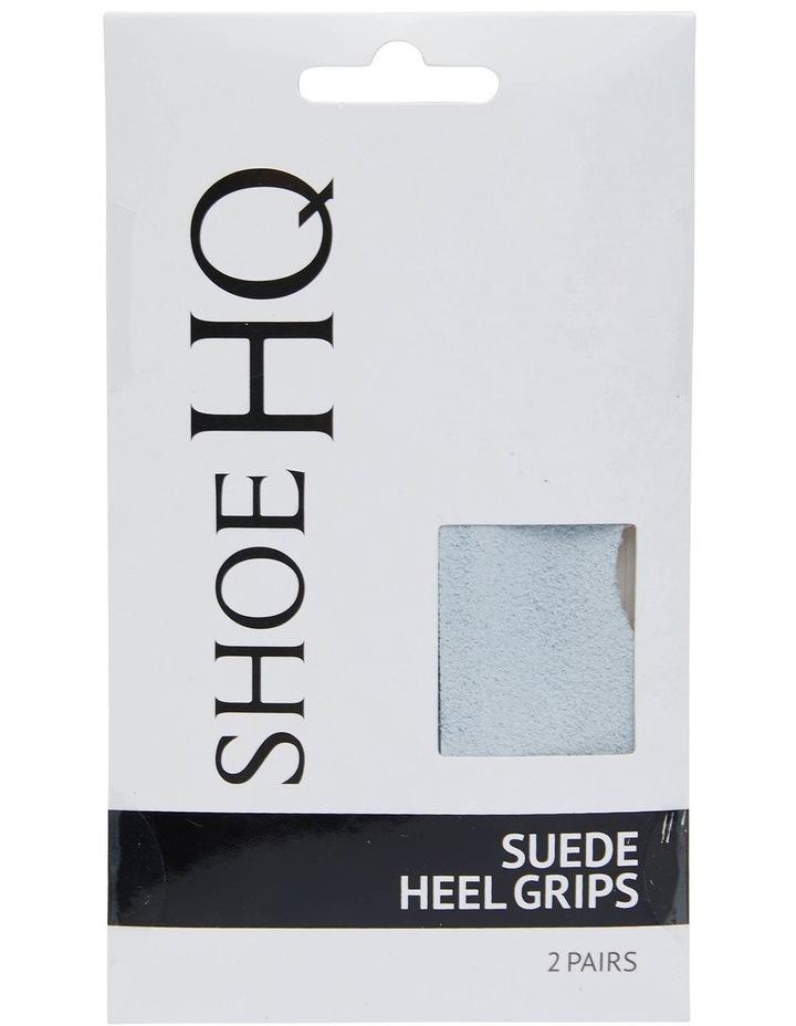 Suede Heel Grips 2Pk image 1