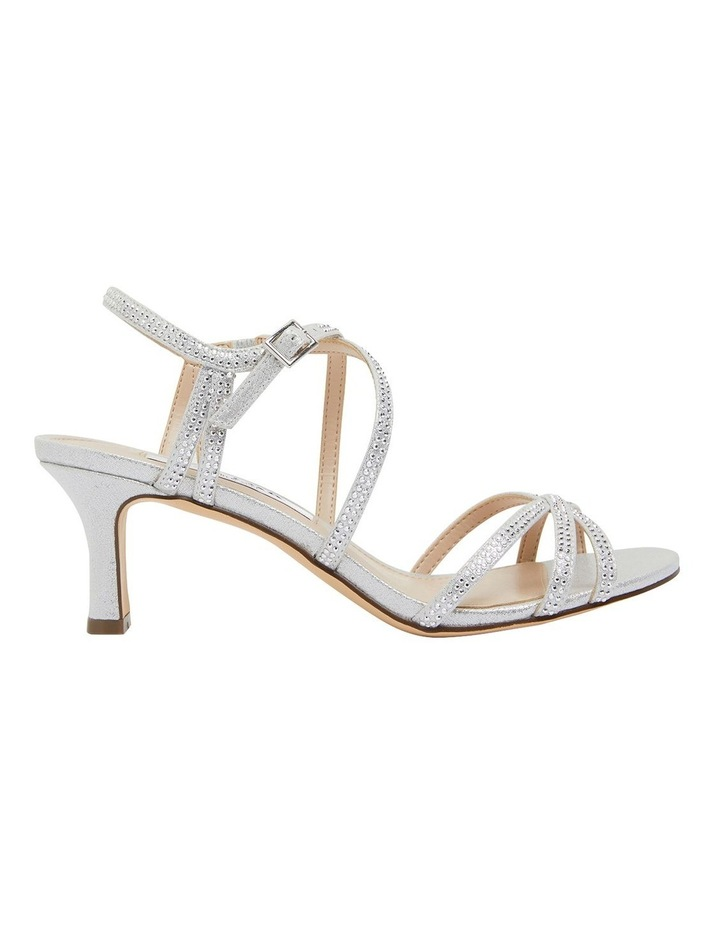 Netti Silver Ref Suede Sandals image 1
