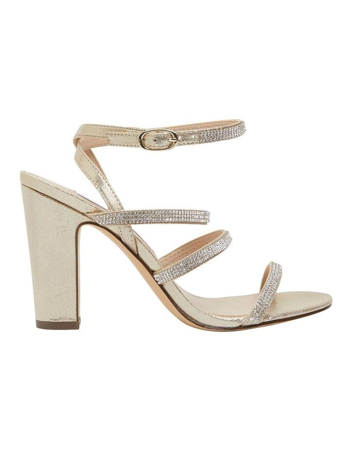 Sirena Gold Sandals image 1
