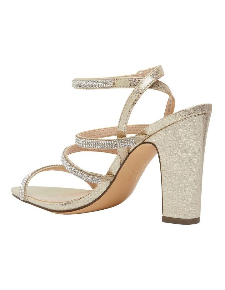 Sirena Gold Sandals image 3
