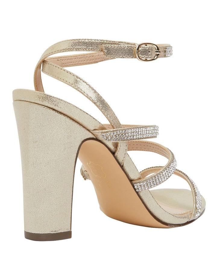 Sirena Gold Sandals image 4