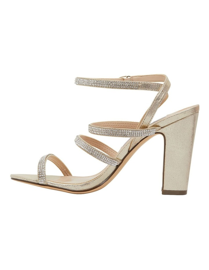 Sirena Gold Sandals image 5