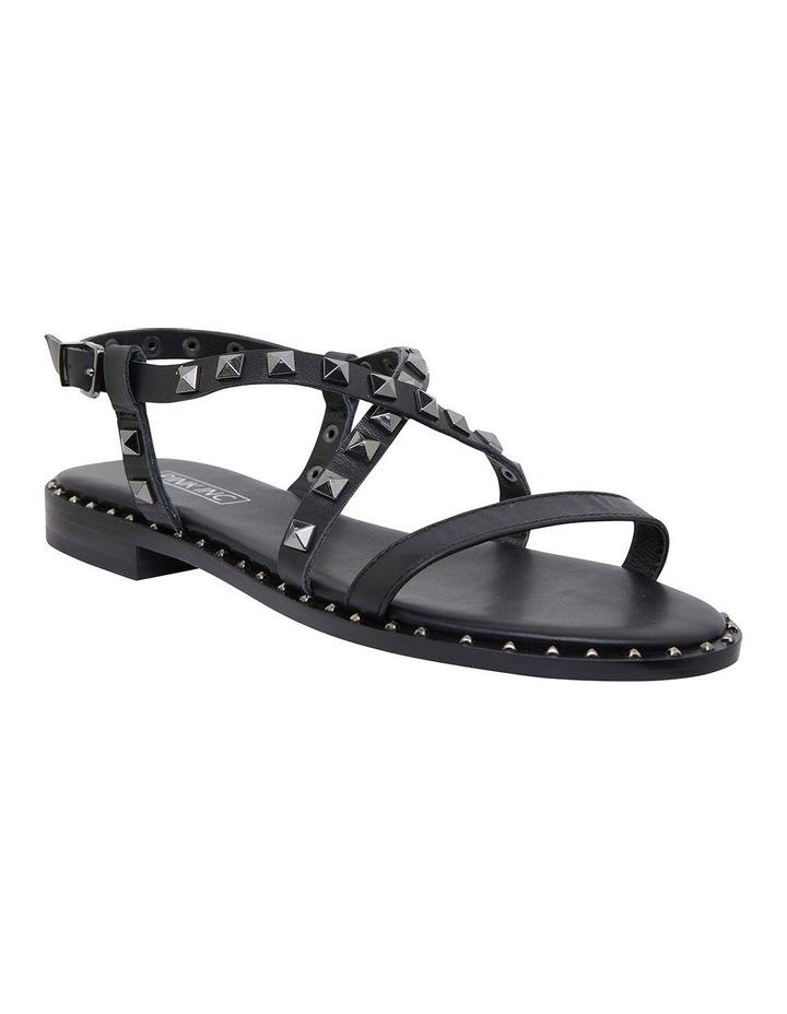 Berry Black Calf Sandals image 2