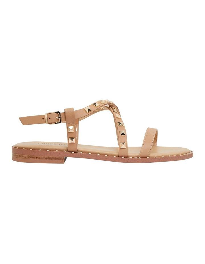 Berry Camel Calf Sandals image 1