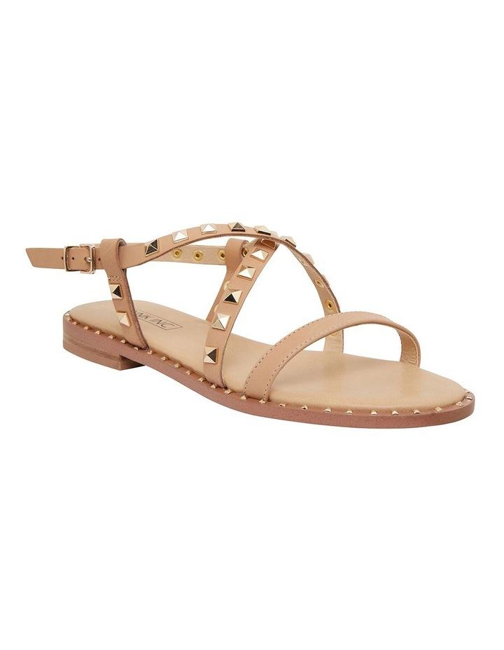 Berry Camel Calf Sandals image 2