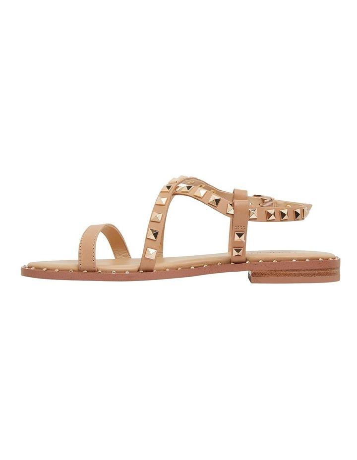 Berry Camel Calf Sandals image 3
