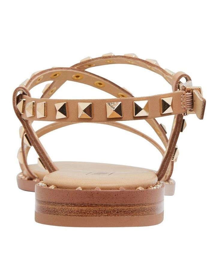 Berry Camel Calf Sandals image 5