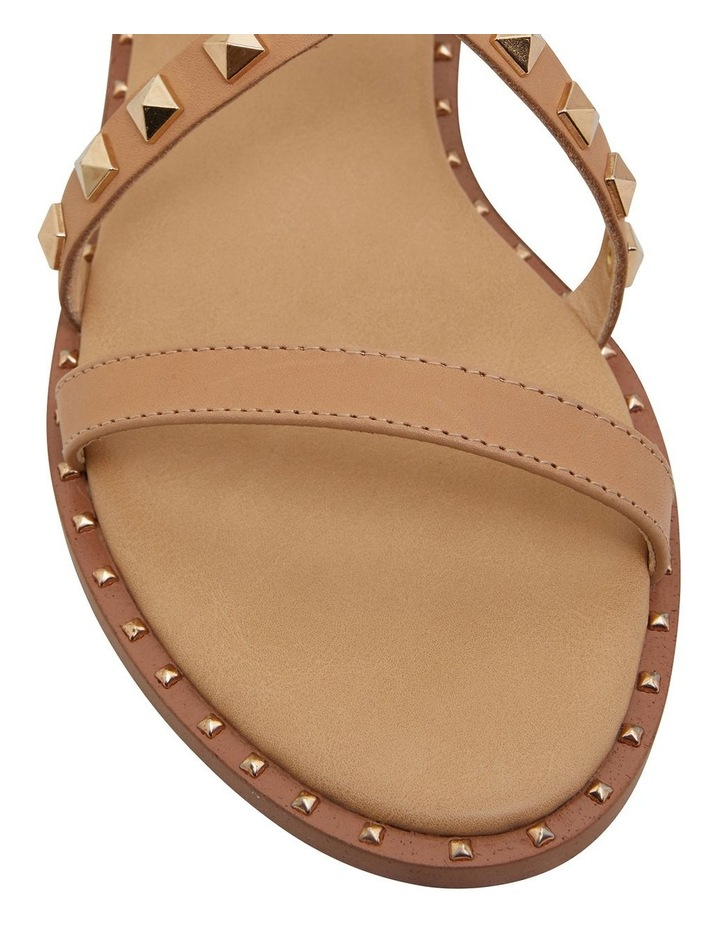Berry Camel Calf Sandals image 6