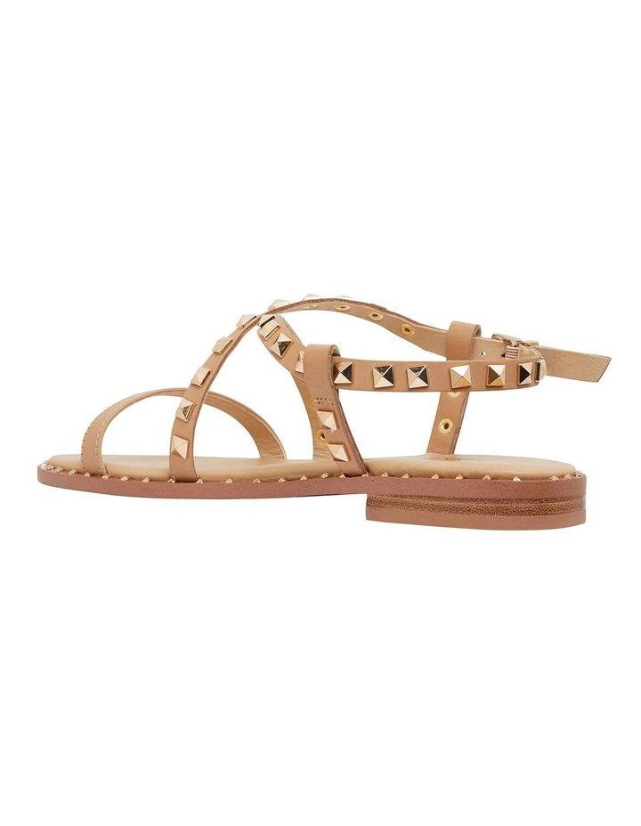 Berry Camel Calf Sandals image 7