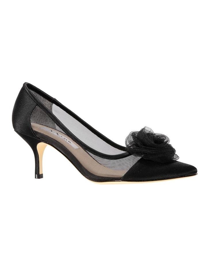 Bettey Black Heeled Shoes image 2