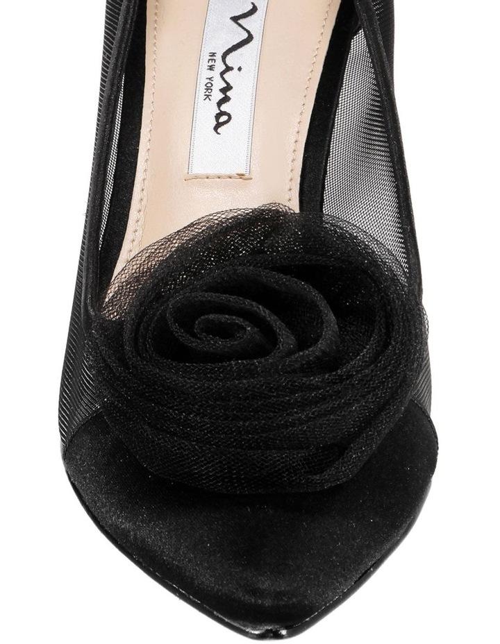 Bettey Black Heeled Shoes image 4