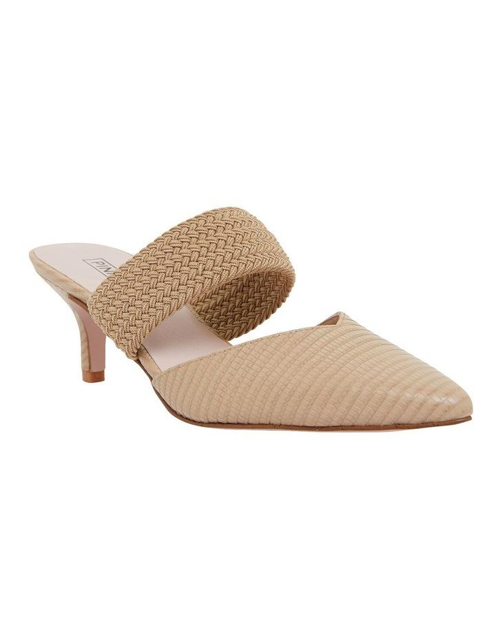 Vixen Nude Print Heeled Shoes image 2