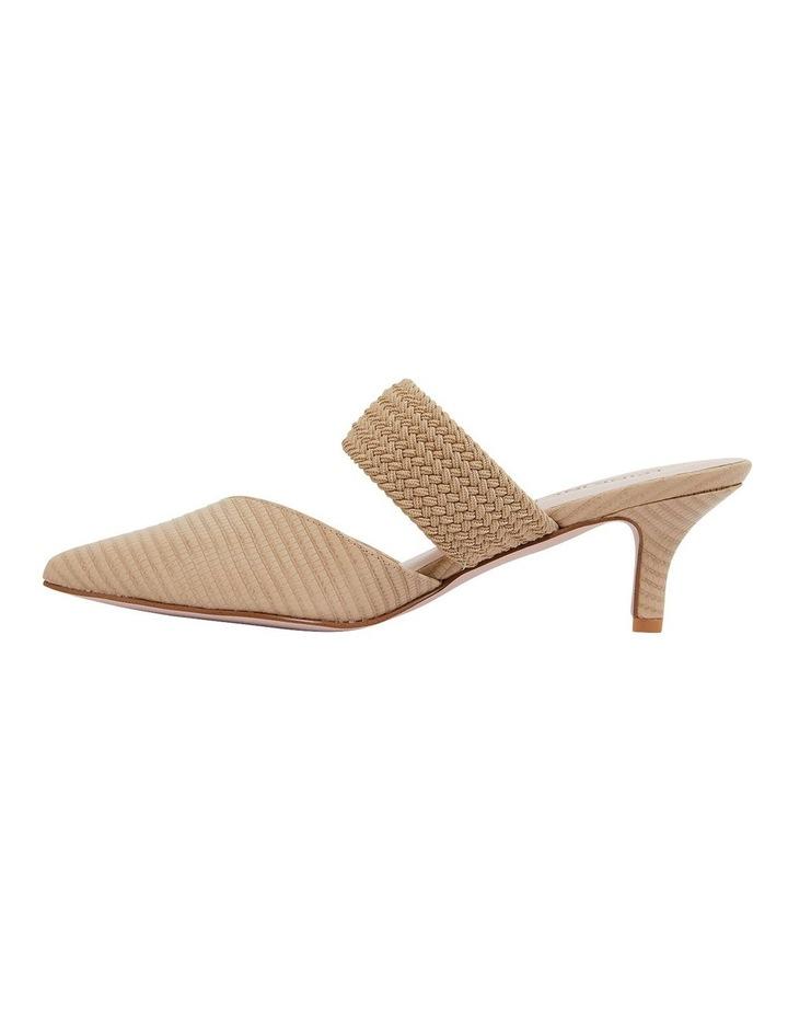Vixen Nude Print Heeled Shoes image 3