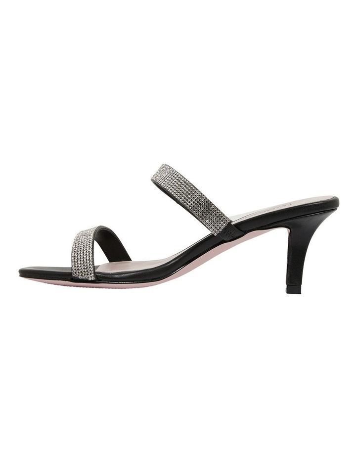 Imogen Black Glove Sandals image 3