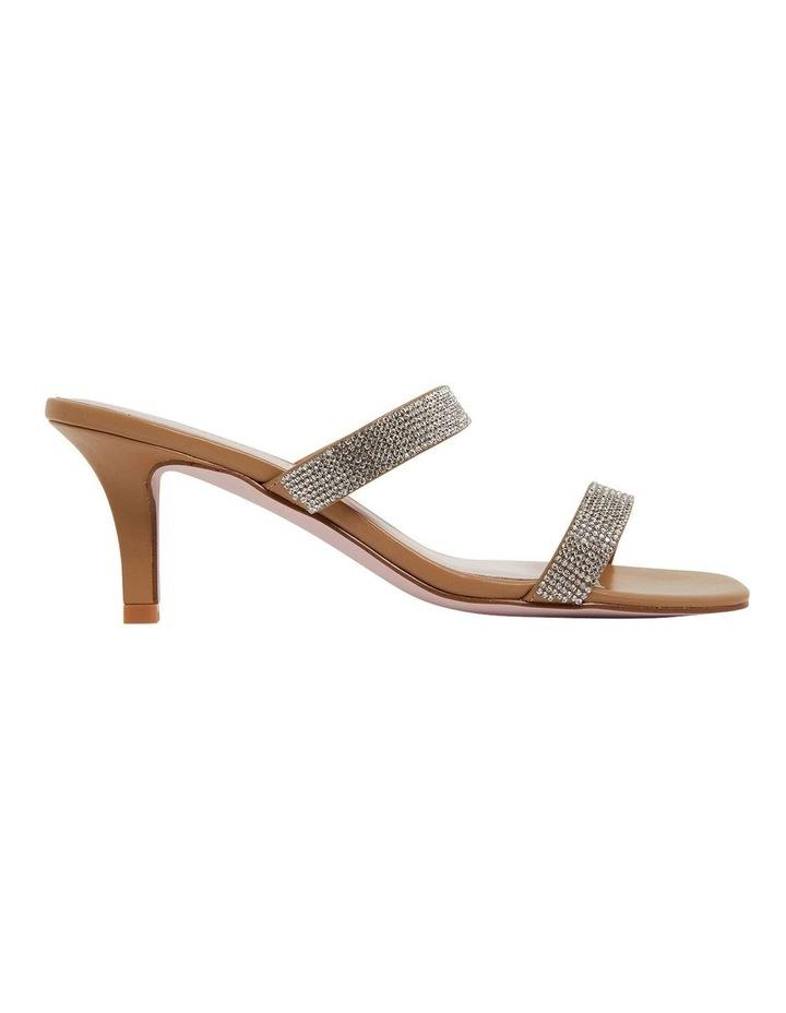 Imogen Camel Glove Sandals image 1