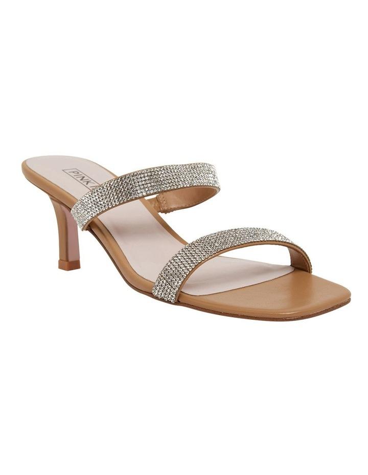 Imogen Camel Glove Sandals image 2