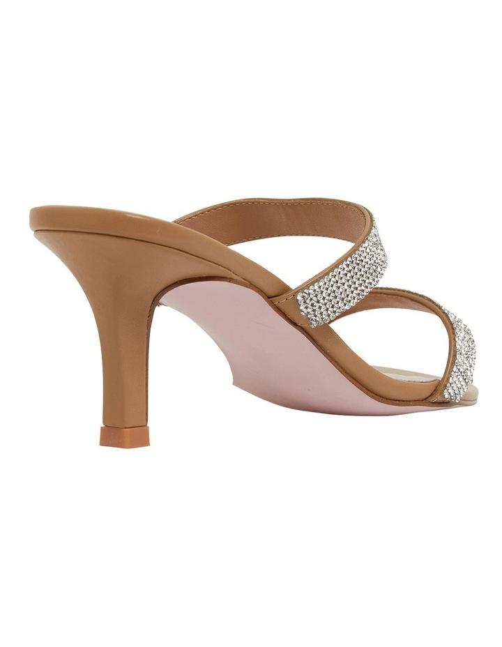 Imogen Camel Glove Sandals image 4