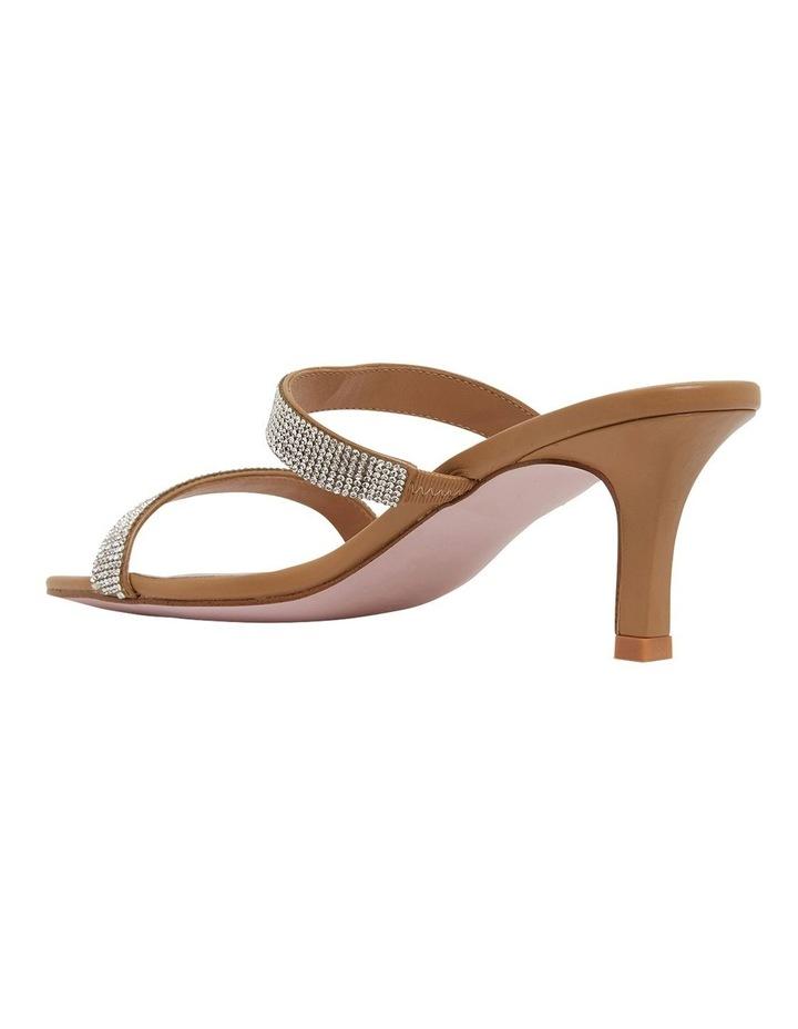 Imogen Camel Glove Sandals image 6