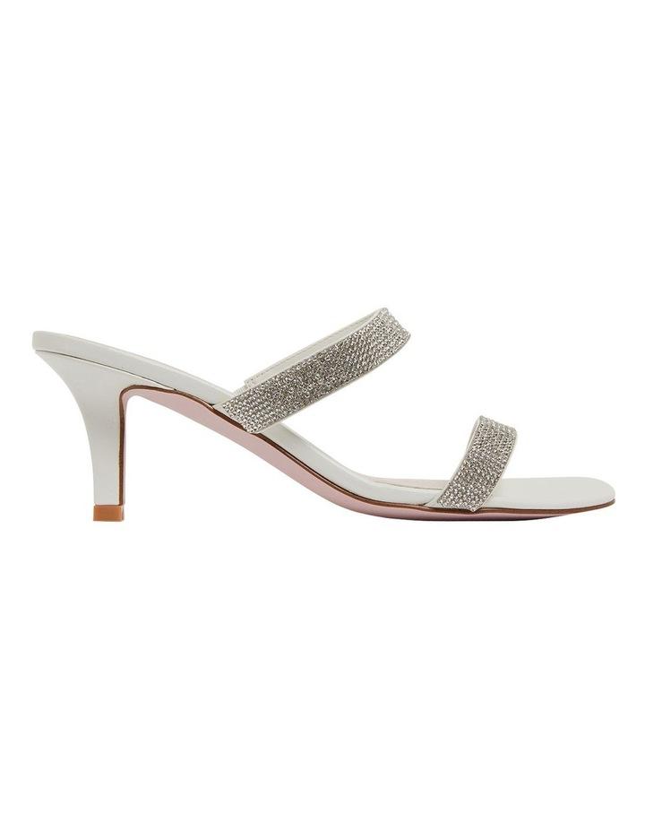 Imogen White Glove Sandals image 1