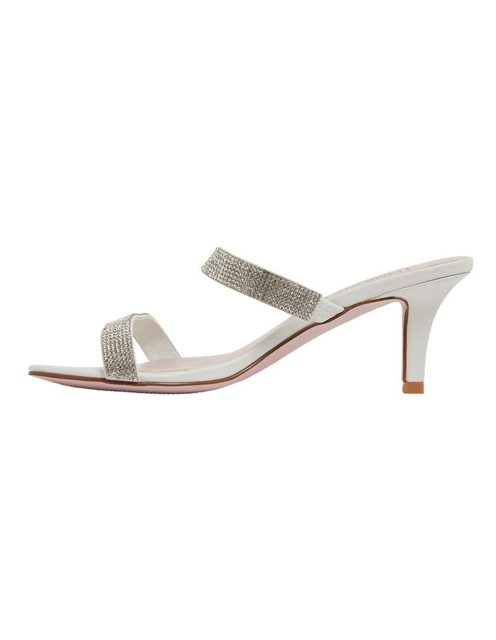 Imogen White Glove Sandals image 3