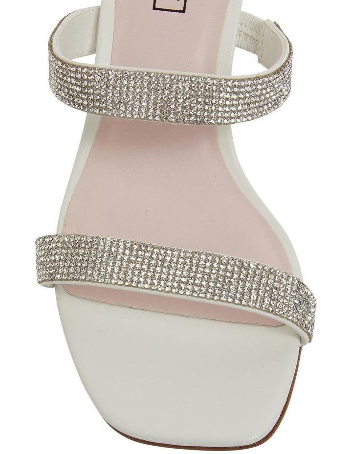 Imogen White Glove Sandals image 4