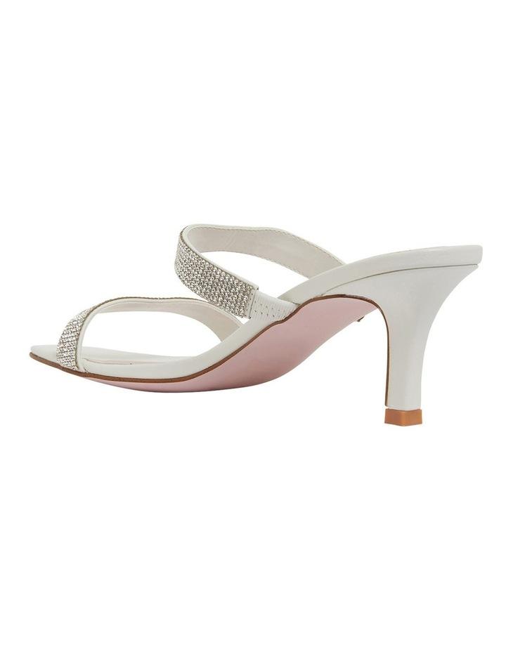 Imogen White Glove Sandals image 5