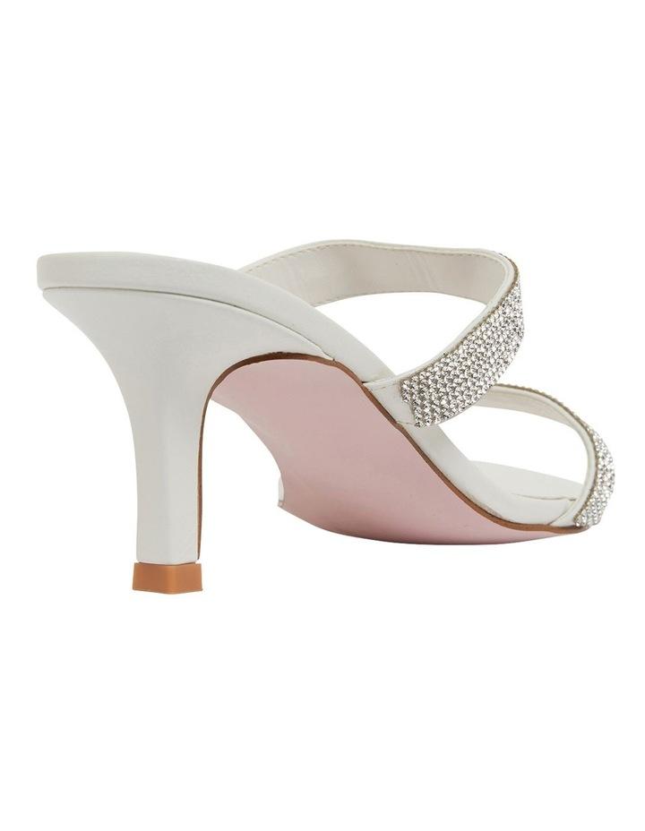 Imogen White Glove Sandals image 6