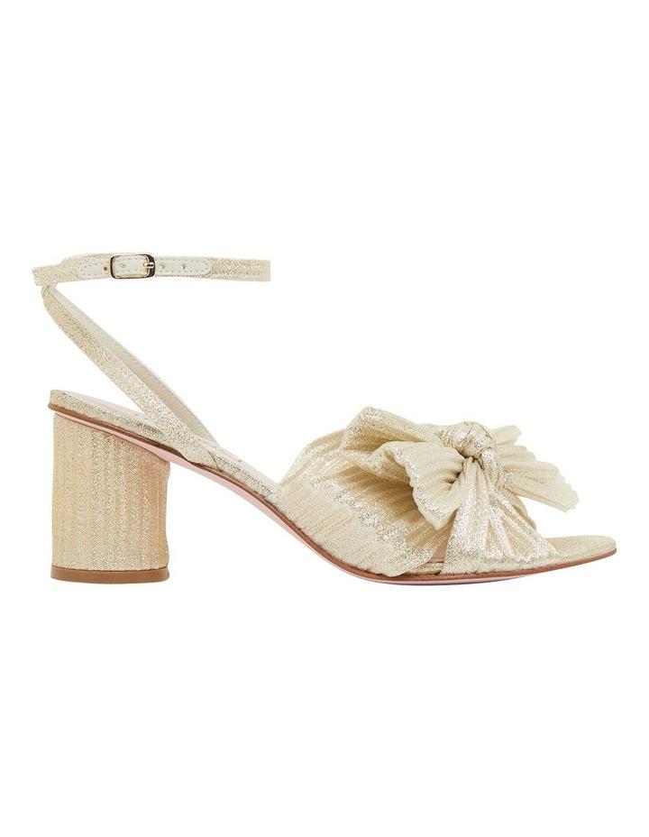 Secret Light Silver Shimmer Sandals image 1