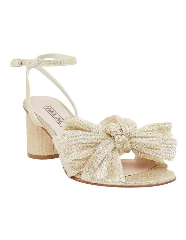 Secret Light Silver Shimmer Sandals image 2