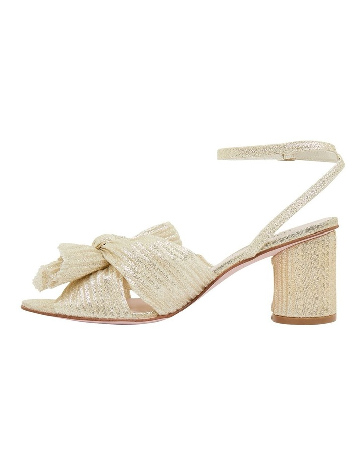Secret Light Silver Shimmer Sandals image 3