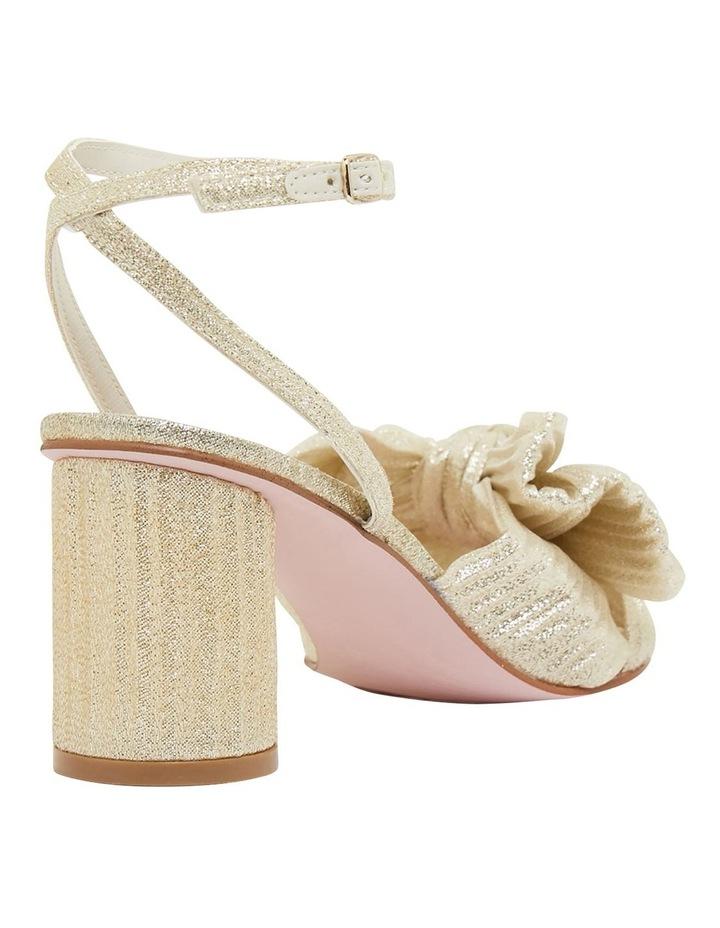 Secret Light Silver Shimmer Sandals image 4