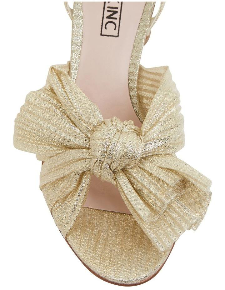Secret Light Silver Shimmer Sandals image 6