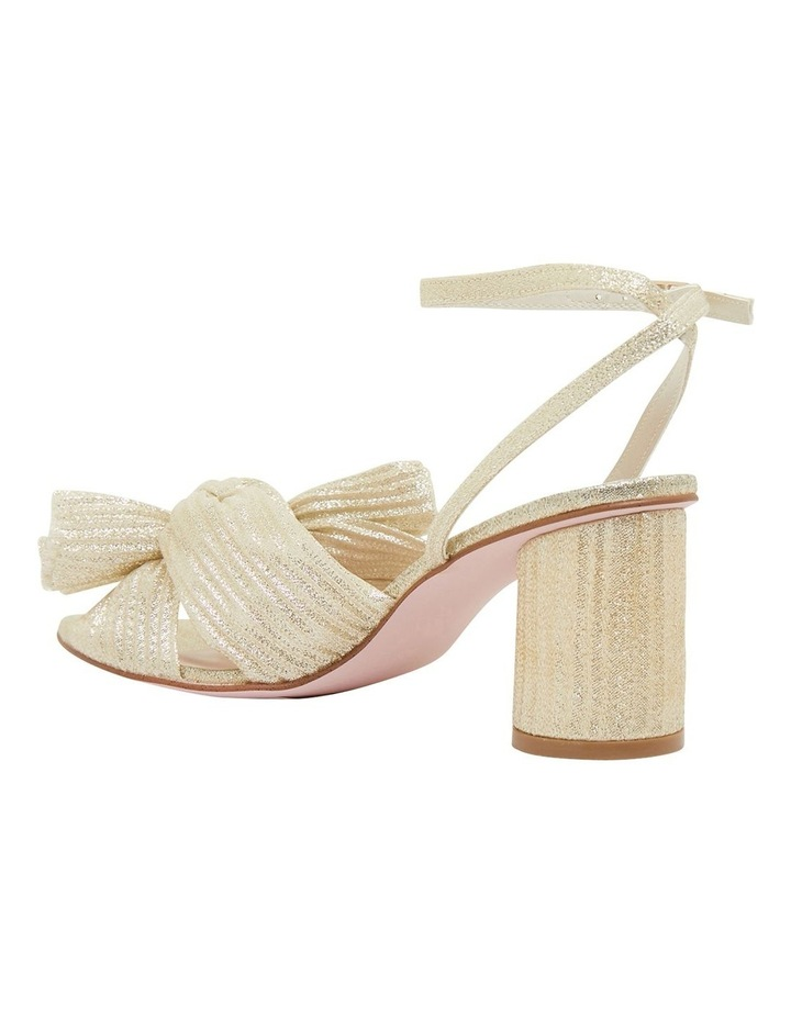 Secret Light Silver Shimmer Sandals image 7