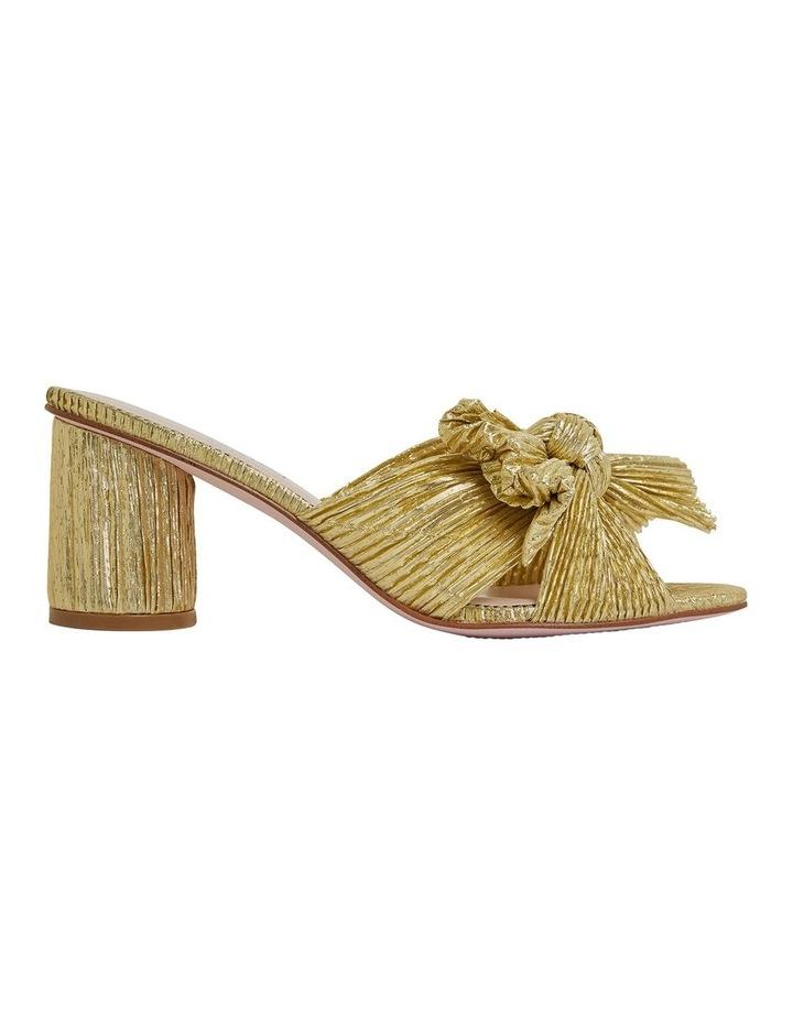 Surge Gold Metallic Sandals image 1