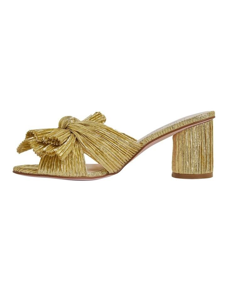 Surge Gold Metallic Sandals image 3