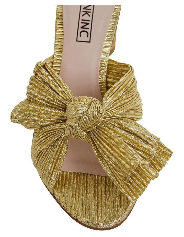 Surge Gold Metallic Sandals image 6
