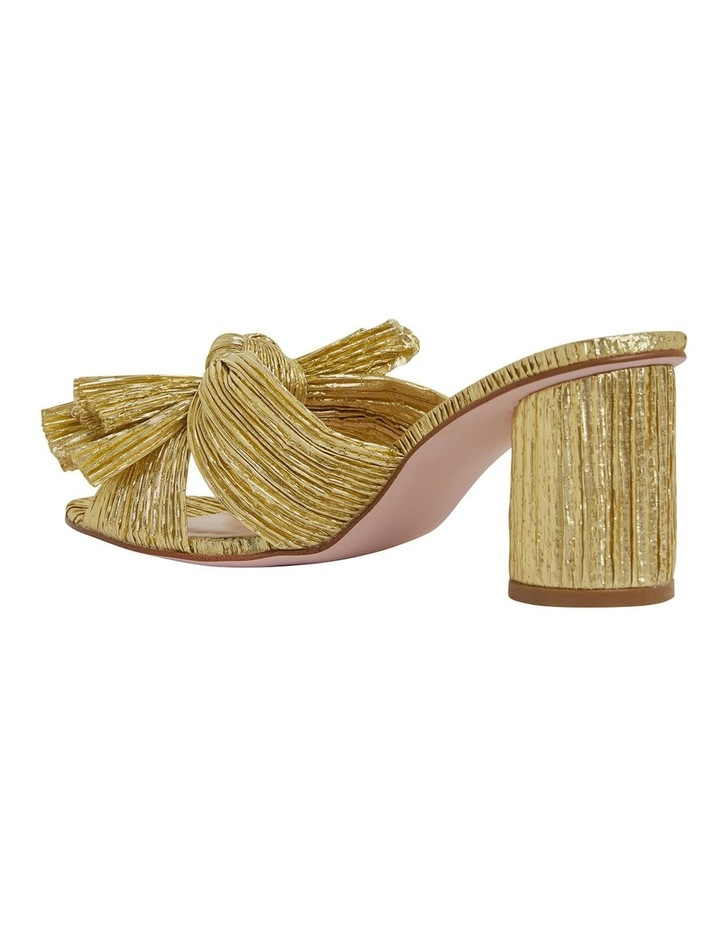 Surge Gold Metallic Sandals image 7