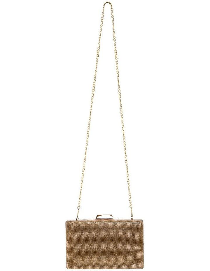 Desyre Gold Clutch Bag image 3