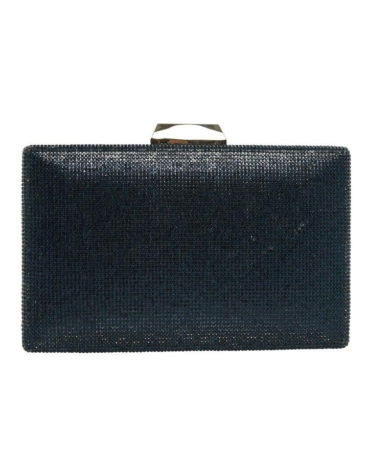 Desyre Navy Clutch Bag image 1