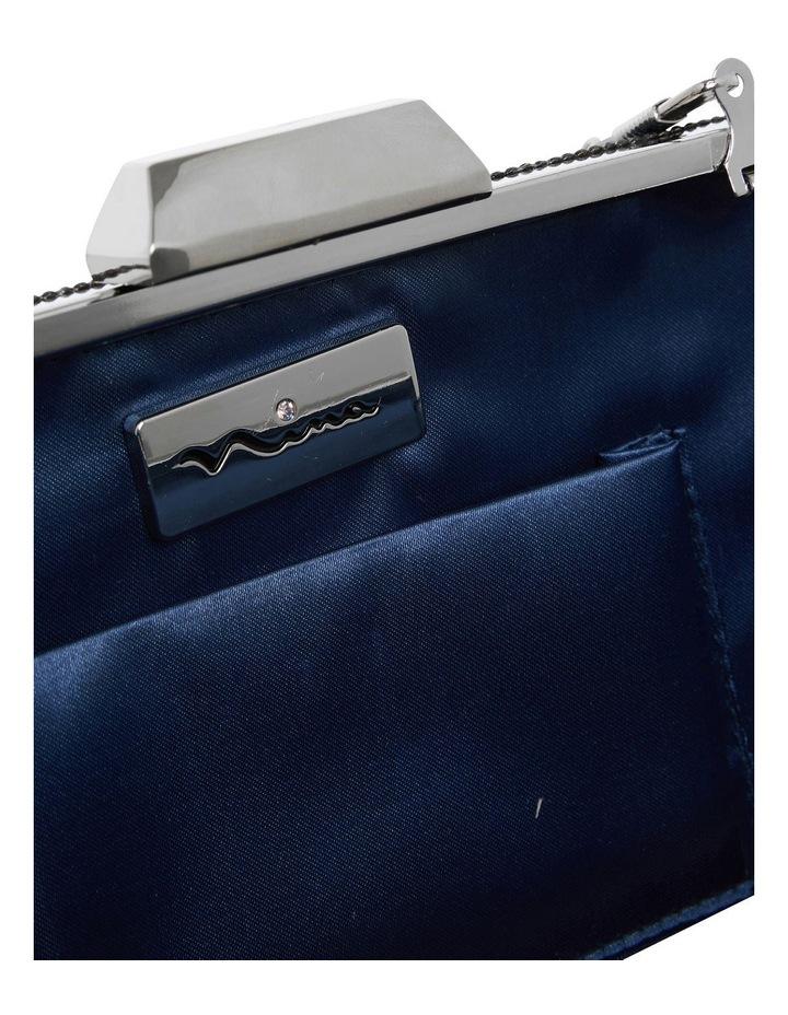 Desyre Navy Clutch Bag image 2