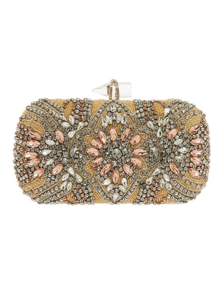 Gelsey Gold/Multi Clutch Bag image 1