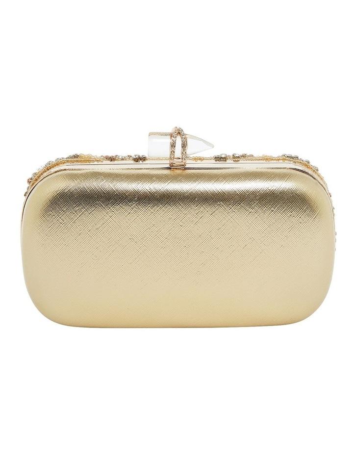 Gelsey Gold/Multi Clutch Bag image 2