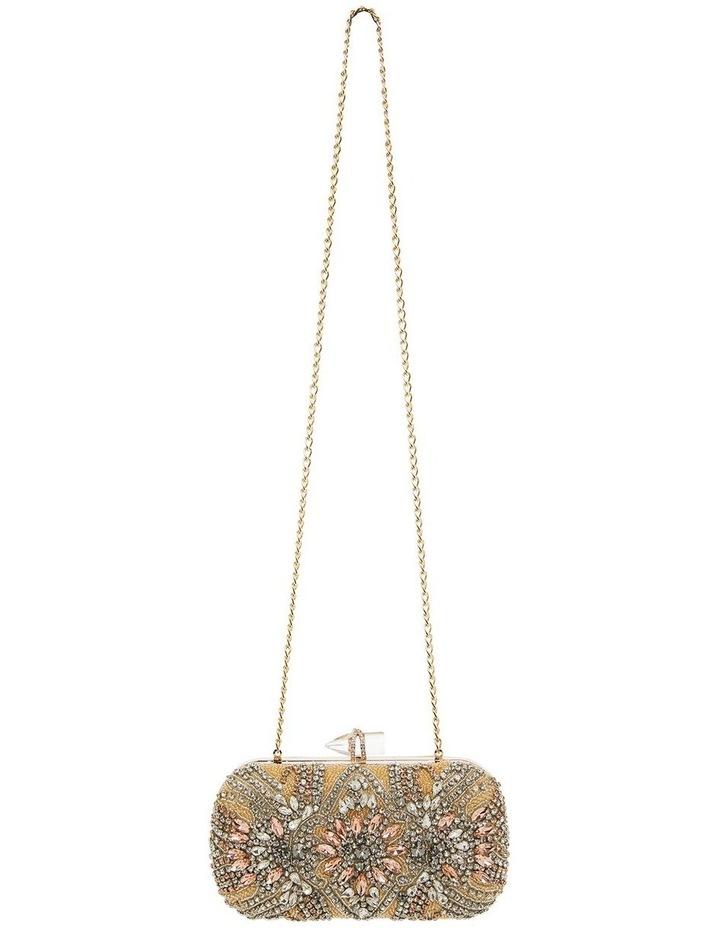 Gelsey Gold/Multi Clutch Bag image 4