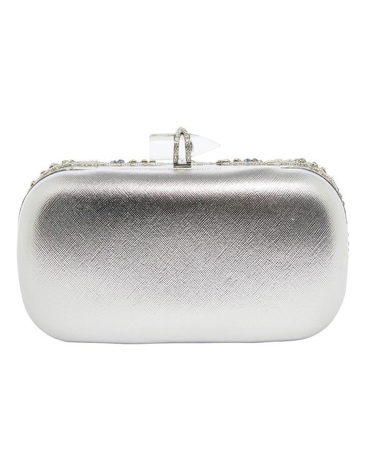 Gelsey Silver/Multi Clutch Bag image 2