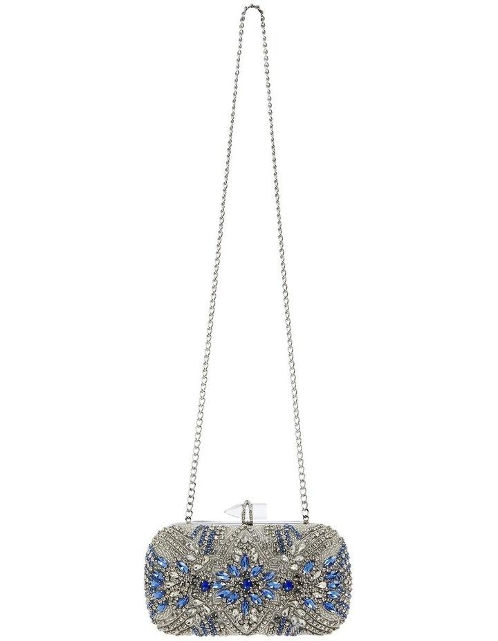 Gelsey Silver/Multi Clutch Bag image 4